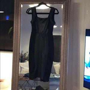 Asos body con black dress